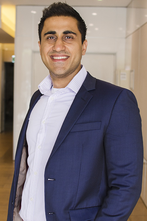 Raj Sarin Head of Investment Finance