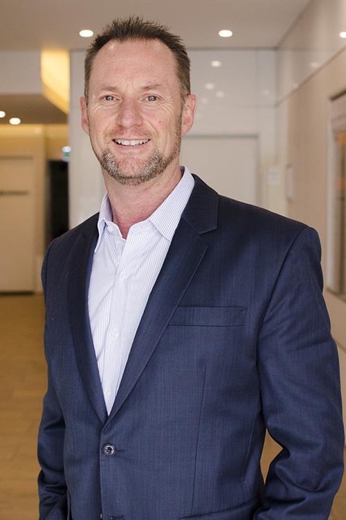 Steve Fenton inSynergy